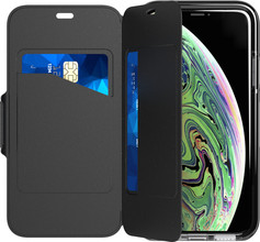 Tech21 Evo Wallet iPhone X/Xs - Zwart