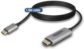 Eminent AB7874 kabel converter USB Type-C naar HDMI