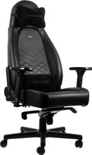 Noblechairs ICON Gaming Stoel Zwart