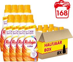 Robijn Klein & Krachtig Color Vloeibaar pakket