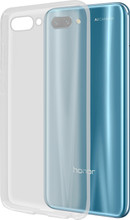 Azuri Glossy TPU Honor 10 Back Cover Transparant