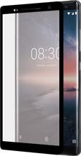 Azuri Curved Gehard Glas Nokia 8 Scirocco Screenprotector Gl