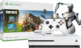 Xbox One S 1TB Fortnite Bundel