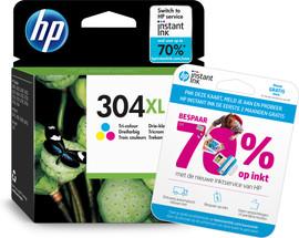 HP 304XL Cartridge 3-Kleuren Pack (N9K07AE)