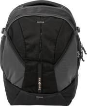 Samsonite 4Mation Laptop Backpack L Exp Black/Silver