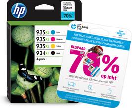 HP 934/935XL Combo-pack (X4E14AE)