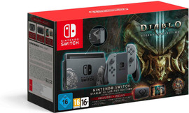 Nintendo Switch Diablo Bundle