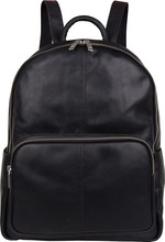 Cowboysbag Backpack Mason 15 Inch Black