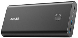 Anker PowerCore+ 26800 PD zwart