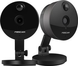 Foscam C1 Zwart Duo Pack