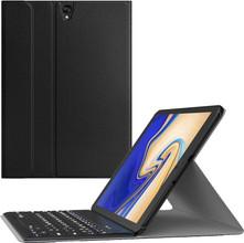 Just in Case Premium Samsung Galaxy Tab S4 Book Case Zwart