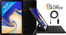 Samsung Galaxy Tab S4 Pro Zwart NL