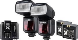 Godox Speedlite V860II Fujifilm Trigger PRO Kit