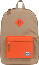 Herschel Heritage Kelp/Vermillion Orange