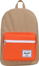 Herschel Pop Quiz Kelp/Vermillion Orange