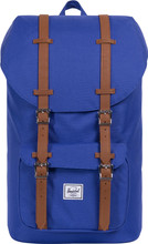 Herschel Little America Deep Ultramarine/Tan Synthetic Leath