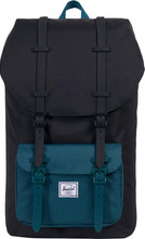 Herschel Little America Black/Deep Teal