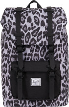 Herschel Little America Mid-Volume Snow Leopard/Black