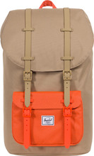 Herschel Little America Kelp/Vermillion Orange