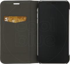 Azuri Booklet Ultra Thin iPhone Xr Book Case Zwart