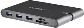 Startech Usb c naar HDMI, VGA, Ethernet en SD kaartlezer Con