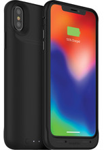 Mophie Juice Pack Air iPhone X Back Cover Zwart