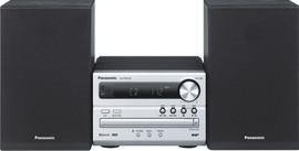 Panasonic SC-PM254EG-S Zilver