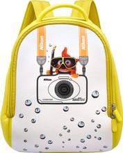 Nikon Kids Rugzak Geel