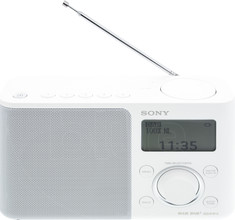 Sony XDR-S61D Wit
