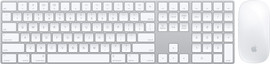 Apple Magic Keyboard Met Numeriek Toetsenblok QWERTY + Mouse