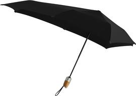 Senz Automatic Deluxe Stormparaplu Pure Black