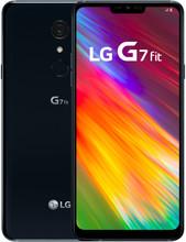 LG G7 Fit Zwart