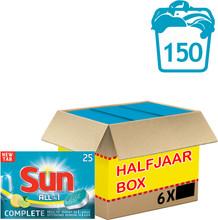 Sun All-in-1 Tabs Citroen 25ST 6x