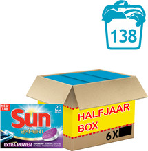 Sun All-in-1 Tabs Extra Power 23ST 6x