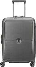 Delsey Turenne Slim Cabin Size Trolley 55cm Silver