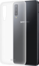 Azuri Glossy TPU Galaxy A7 (2018) Back Cover Transparant