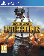 Player Unknown's Battlegrounds (PUBG) PS4