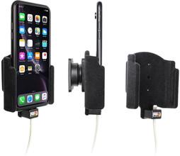 Brodit Padded Apple iPhone XR Autohouder Met Oplader
