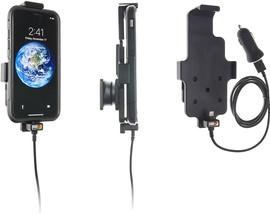 Brodit Skin Sig Plug Apple iPhone XR Autohouder Met Oplader