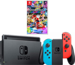 Nintendo Switch Mario Kart 8 Deluxe Limited Edition Bundel