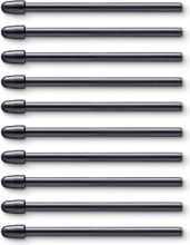 Wacom Standaard 10 Pen Nibs voor Pro Pen Zwart