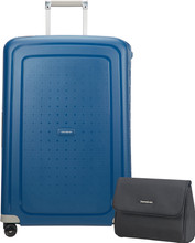 Samsonite S'Cure Spinner 75cm Ink Blue