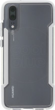 X-Doria Defense Clear Huawei P20 Back Cover Wit