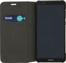 Azuri Booklet Ultra Thin Huawei P Smart Book Case Zwart