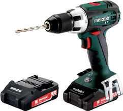 Metabo BS 18 LT 2,0Ah Accuboormachine