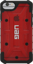 UAG Plasma Magma iPhone 6/6s/7/8 Back Cover Rood