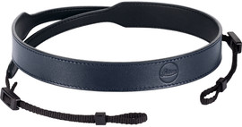 Leica C-Lux Leather Carrying Strap Blauw