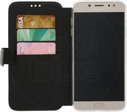 Azuri Wallet Magneet Galaxy J7 (2017) Book Case Zwart