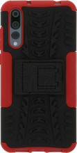 Just in Case Rugged Hybrid P20 Pro Back Cover Rood