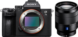 Sony Alpha A7III + FE 24-70mm f/4 ZA OSS Vario-Tessar T